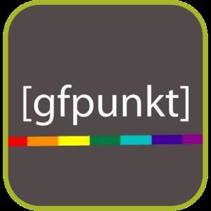 [gfpunkt] GmbH Logo